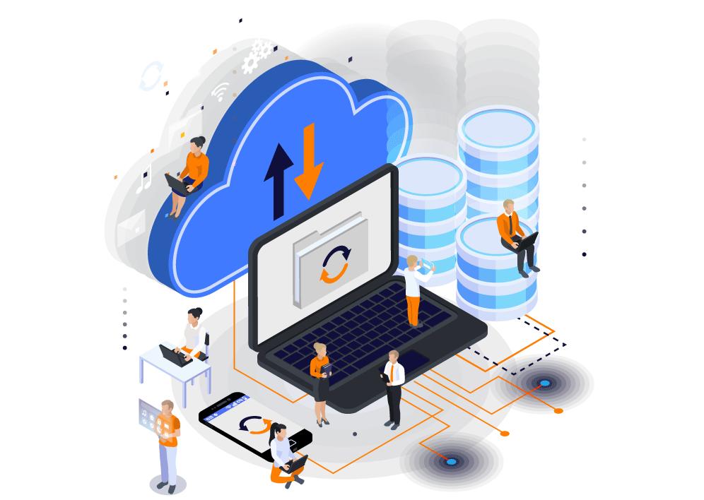 Serviços Cloud Service   IntecOne